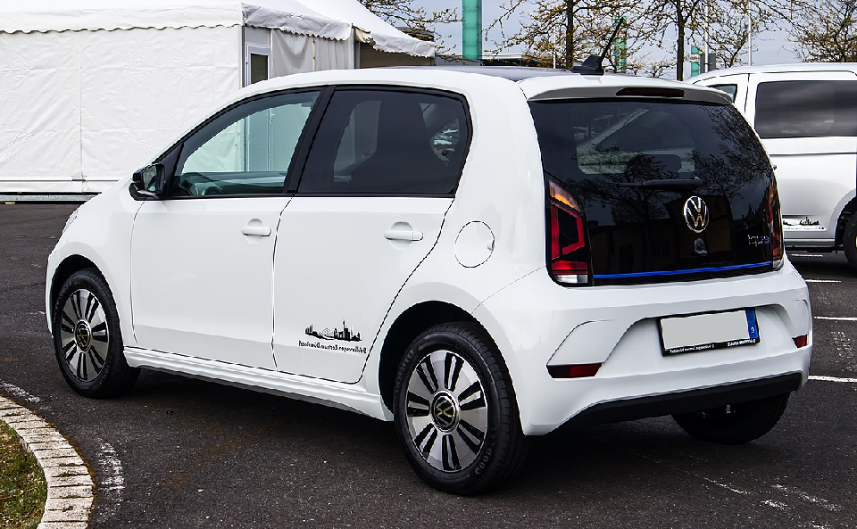 Cheap electric cars - Volkswagen UP