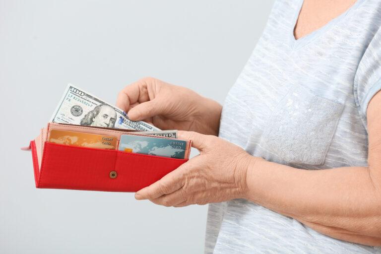 retirees wasting money
