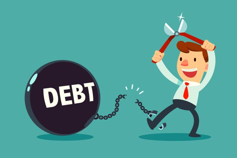 Get out of debts fast