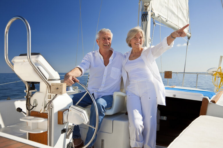 Rich retirees